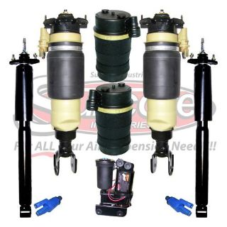 Sell 4Wheel Suspension, Struts, Air Spring Bags, Shocks, Solenoids & Compressor Kit motorcycle in Pompano Beach, Florida, US, for US $1,599.00