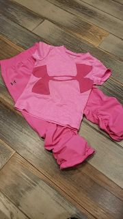 4t Under Armour outfit