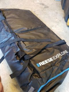 Reese Explore Rooftop Luggage Carrier