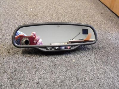 Find 2006-2010 OEM HUMMER H3 REAR VIEW MIRROR 15269045 motorcycle in Bixby, Oklahoma, US, for US $199.99