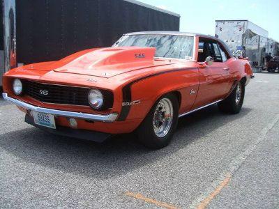 1969 Chevrolet Camaro Super Sport