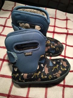 Size 9 Baby Bogs Boots -$25