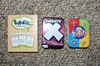 3 card games, all included for $5