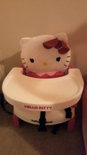 Hello Kitty Booster chair