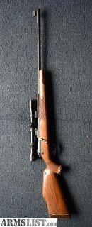 For Sale: Mauser Werke Model 66 7mm Rem. Mag.