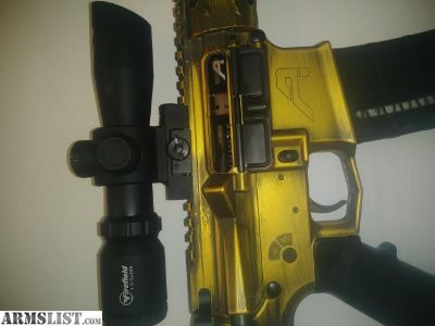 "For Sale/Trade: Aero limited edition ""spent brass"""