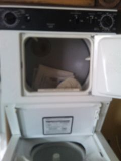 Working kenmore washer and dryer combo