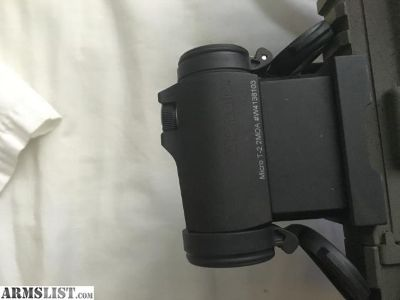 For Sale: Aimpoint t2