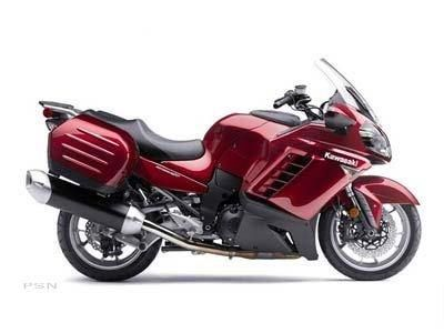 2009 Kawasaki Concours 14 ABS Sport Touring Motorcycles North Mankato, MN