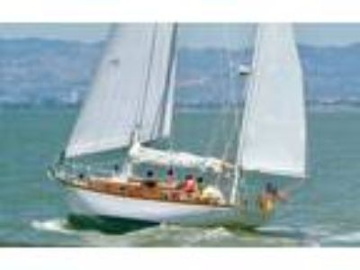 1972 Cheoy Lee Offshore 40