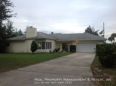 Beautiful 3 BR / 2 BA Pool Home In Winter Park