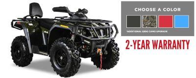 2018 Hisun Tactic 550 2-UP Utility ATVs Jacksonville, FL