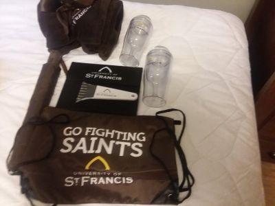 University of St. Francis Items Brand New