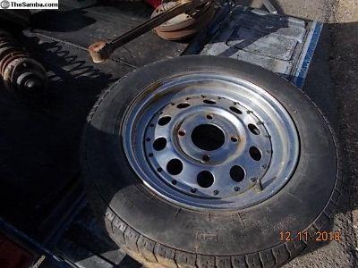 Wanted: 5x15 4 Lug V.W. Wheel