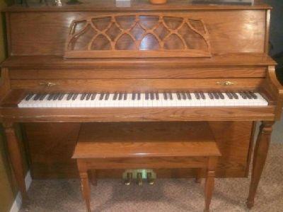 $2,500 Upright Baldwin Piano