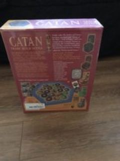 NEW- Settlers of Catan 5th edition