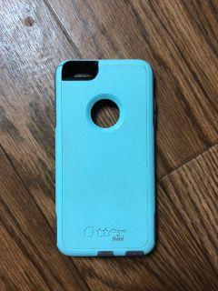 GUC iPhone 6 Plus otter box $1