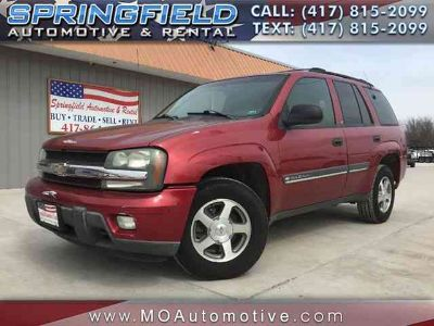Used 2002 Chevrolet TrailBlazer for sale
