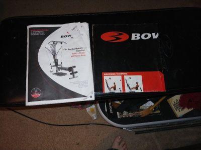Motivator 2 bowflex