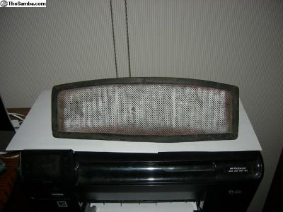 356C/SC Fresh air Inlet box