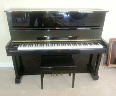 $3,000 OBO Beautiful 1995 DH Hamilton piano for sale - like-new condition