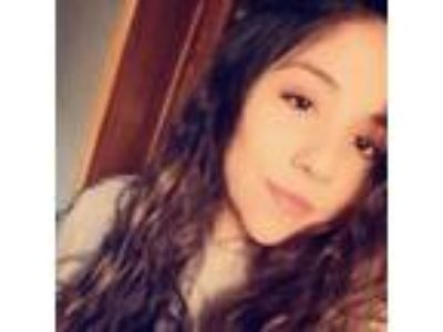 My name is Melanie Naja, I am 16 years old. I am looking for a summer job.