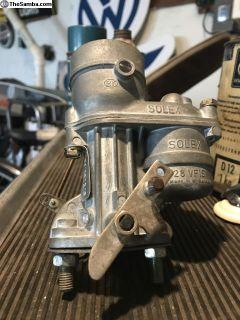 NOS Solex 28 VFIS Carburetor Carb NICE!