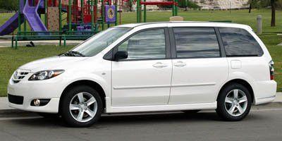 2005 Mazda MPV ES (Sunlight Silver Metallic)