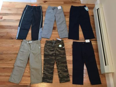 Pants Lot. All Size 4/4t. All Brand New with Tags.