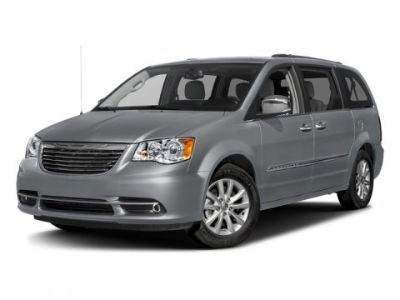2016 Chrysler Town & Country Limited (True Blue Pearlcoat)