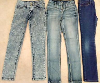 Size 12 Girls Jeans