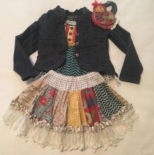 Size 5 Designer Outfit