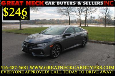 2017 Honda CIVIC SEDAN Si Manual (Gray)