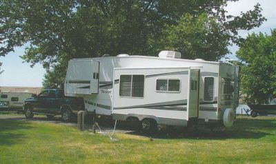 2007 Fleetwood Terry 295TS