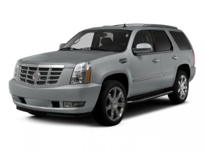 2014 Cadillac Escalade Luxury (Mocha Steel Metallic)