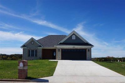 1408 Overland Rolla Three BR, Construction is now complete on