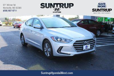 2018 Hyundai Elantra Value Edition (Molten Silver - Silver)