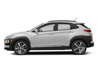 2018 Hyundai KONA Limited (Chalk White)
