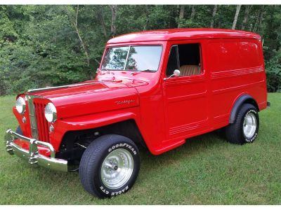 1947 Willys Overland Station Wagon