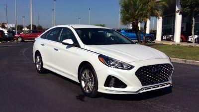 2019 Hyundai Sonata SEL (QUARTZ WHITE)