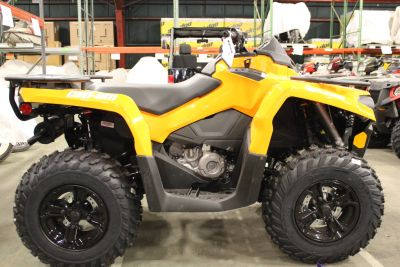 2019 Can-Am Outlander DPS 450 ATV Utility Bennington, VT