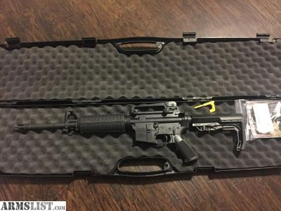 "For Sale: Windham 14.5"" AR15"