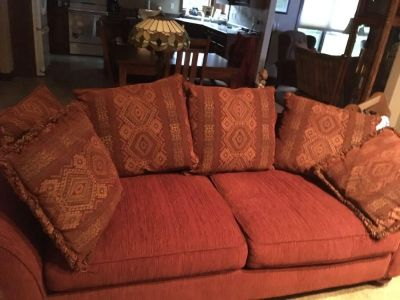 Couch and large chair