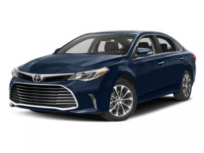 2018 Toyota Avalon XLE (Gray)