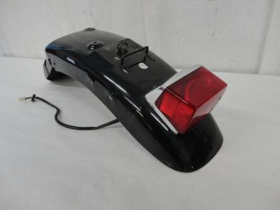 Find 1992-2010 Suzuki VS800 Intruder Rear Fender & Taillight Assembly NICE 3155 motorcycle in Kittanning, Pennsylvania, US, for US $49.99