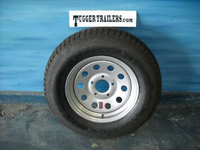 Purchase NEW Enclosed Cargo Utility Spare Trailer Tire and Wheel motorcycle in Greenville, Texas, US, for US $119.88