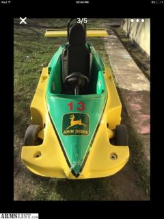 For Sale: vintage commercial go kart 200cc honda wet clutch starts 1st pull Trade for dirt bike or man toys or gaming pc