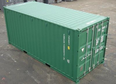 Cargo Wothy Shipping Containers