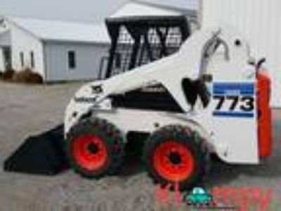 1999 Bobcat 773 G Turbo Skid Steer Loader 773g
