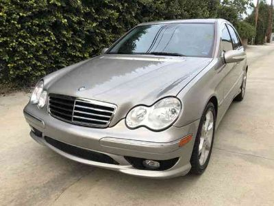 Used 2007 Mercedes-Benz C-Class for sale